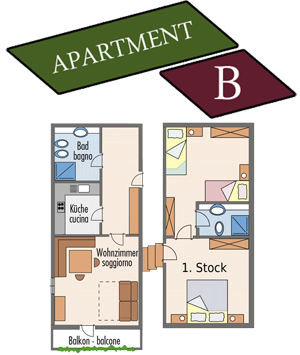 Apartnent-B-map